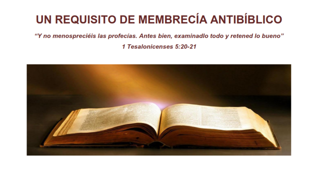 antibiblico