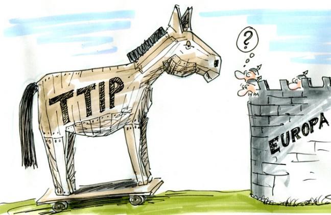 TTIP-troje