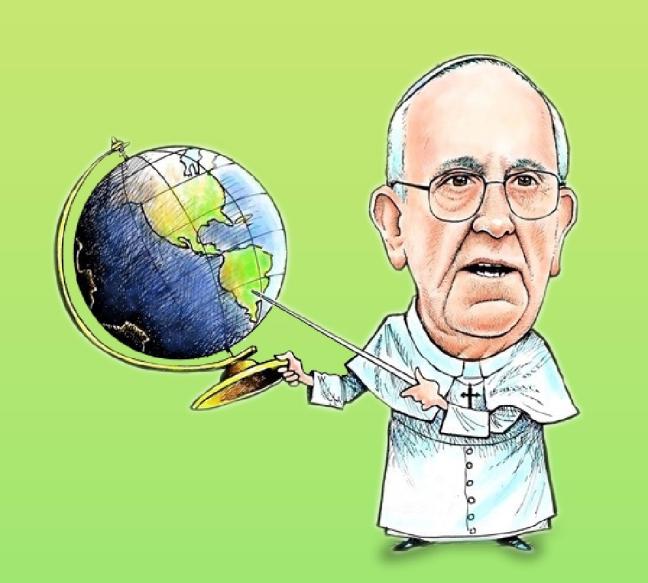 papa y mundo