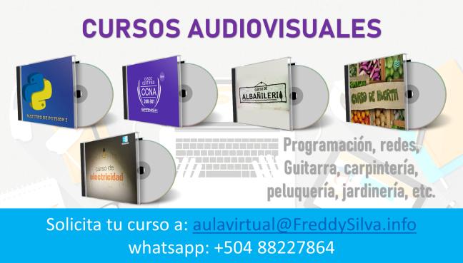 cursos audiovisuales